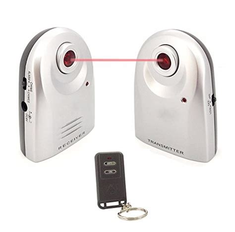 lingsfire wireless home security door window burglar alarm