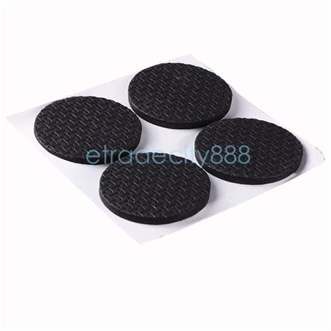 Chair Floor Protector Pads by Self Adhesive Table Chair Leg Furniture Hardwood Carpet Floor Protector Pads Ebay