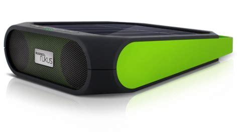 rugged rukus eton rugged rukus and rukus xl solar powered bluetooth speakers