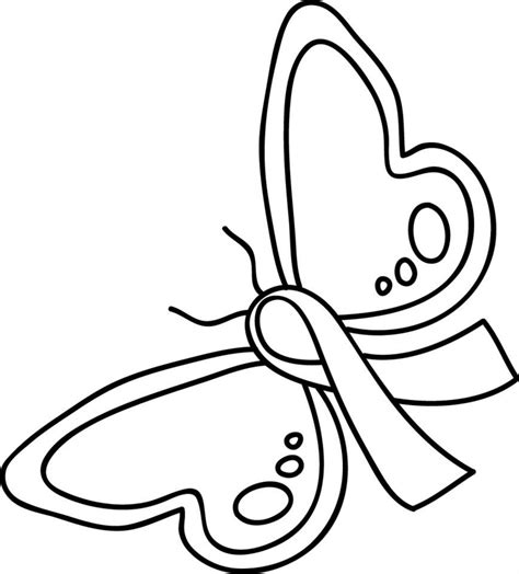 coloring page cancer ribbon breast cancer awareness coloring pages coloring home