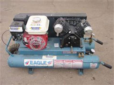 air compressor  cfm  psi gas eagle ttg