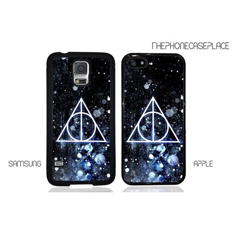 Casing Iphone X Harry Potter And The Deathly Hardcase Custom Cove harry potter deathly hallows snow mobile phone