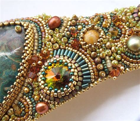 bead embroidery bracelets bead embroidered bracelet bead embroidery bracelet
