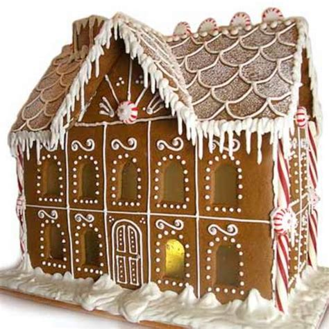 How To Build A Gingerbread House by Top 5 Tutorials On How To Make A Gingerbread House