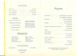 Basketball banquet program template