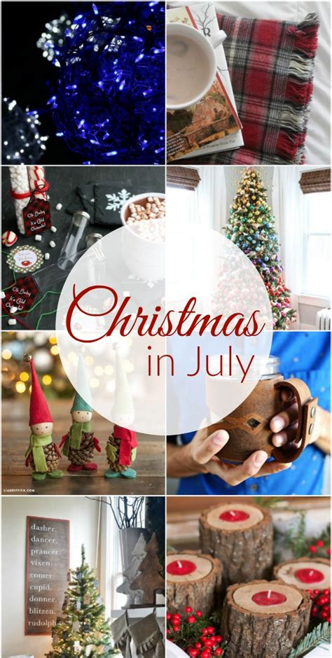 christmas in july 10 projects to start now hoosier homemade