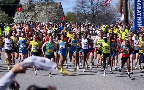 boston marathon boston marathon sells out in a day