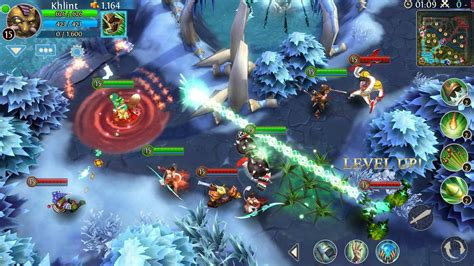 Kaos 3d Mobile Legend 117 heroes of order chaos android apps on play