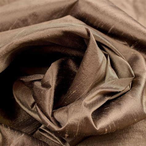 raw silk upholstery fabric bronze raw silk fabric upholstery home decor nubby vtg