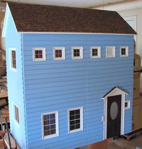 american dolls houses custom american girl doll house by noble son woodworks llc custommade com