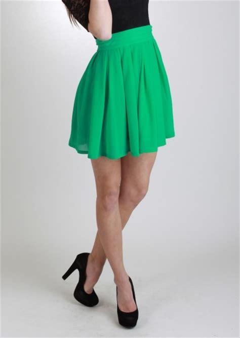 high waisted flowy skirt my closet