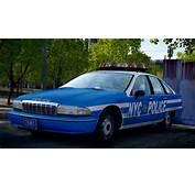 1991 Chevrolet Caprice Police Car NYPD GTA IV