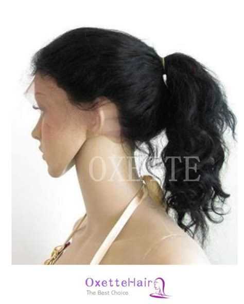 back of wigs body wave front lace brazilian virgin wig with stretch