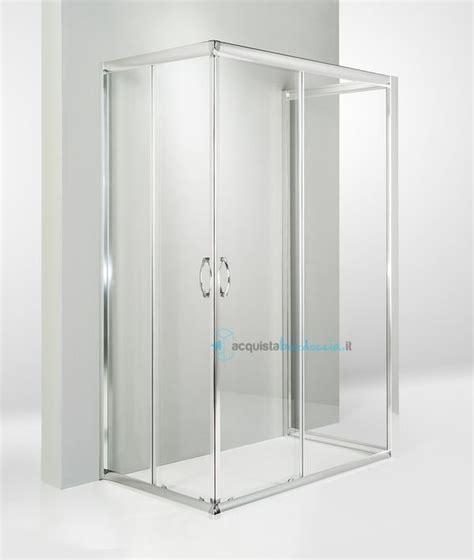 box doccia 70x90x70 box doccia 3 lati porta scorrevole 70x90x70 cm trasparente