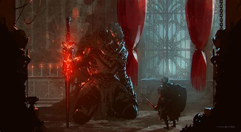 ds3 deacons of the this artwork of souls iii s best fight is killer