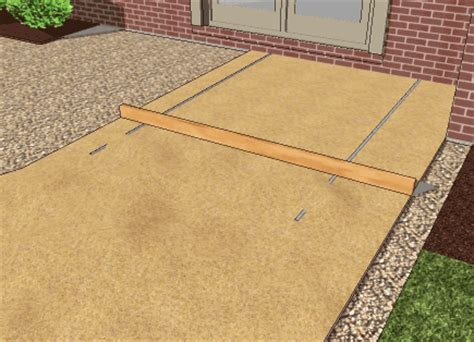 how to install patio pavers how to install a paver patio step by step