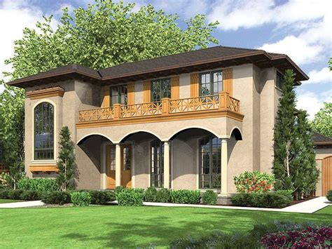 Tuscan House Design | plan 034h 0034 find unique house plans home plans and