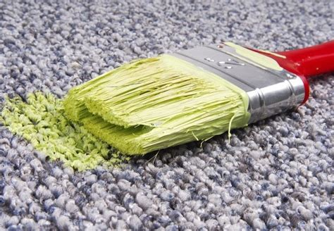 how to remove paint from rug how to remove paint from carpet bob vila