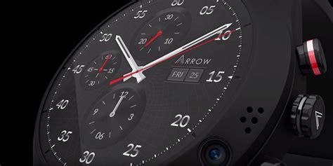 Smartwatch Arrow The Arrow Smartwatch Comes With A 360 176 Rotating Hd