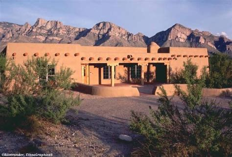adobe homes adobe house arizona home