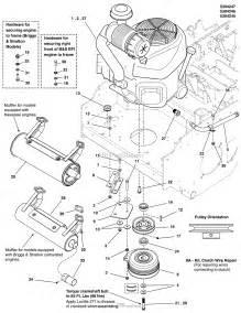 snapper pro 5901483 s150xtbv2648 48 quot zero turn rider parts diagram for engine pto