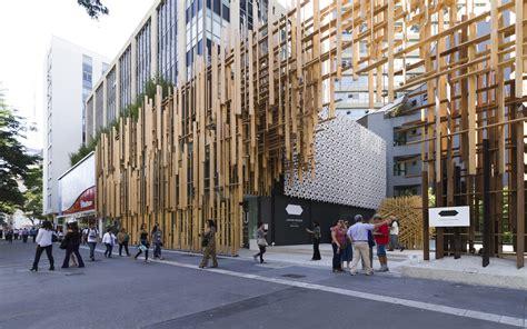 Mba House Sao Paulo by Japan House S 227 O Paulo De Kengo Kuma E Fgmf Pelas Lentes