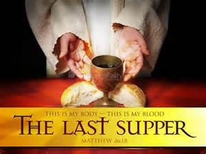 Communion powerpoint template easter sunday resurrection
