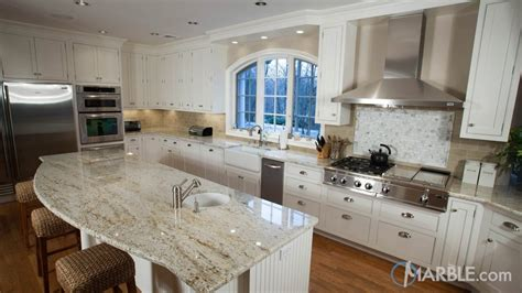 Colonial Countertop by Colonial Gold Granite Kitchen Countertops Marble