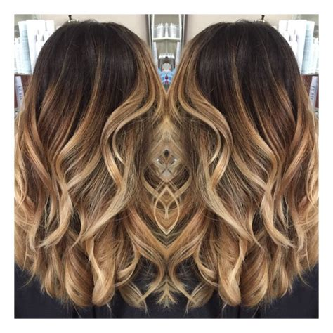 17 best ideas about hair painting highlights on hair painting hair cuts 2016 and