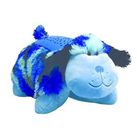 Lights Pillow Pets by Pillow Pets Lites Plush Puppy Light Blue