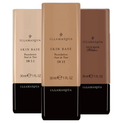 Base Foundation Ultima skin base foundation various shades illamasqua