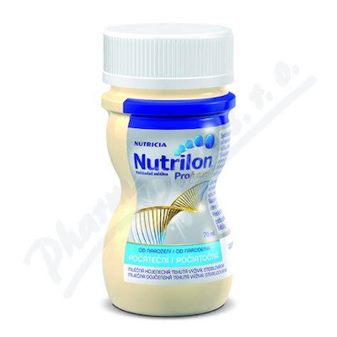 Nutrilon Php nutrilon 2 profutura 800g rychl 225 l 233 k 225 rna cz