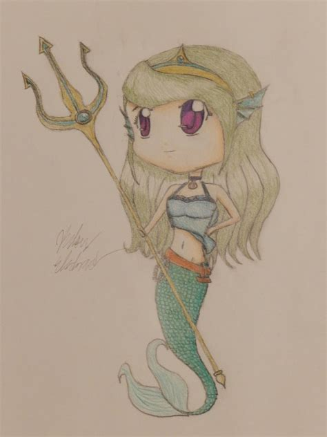 chibi mermaid lineart by kaitoucoon on deviantart chibi mermaid by sillyduck72 on deviantart