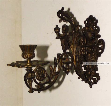kerzenhalter wand antik nachla 223 antiker wand kerzenhalter kerzenst 228 nder aus