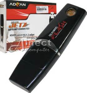 Modem Flash Advan Jetz jual modem gsm advan jetz dt 10 perdana simpati flash