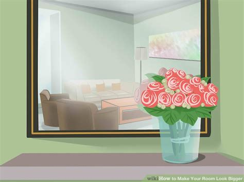 how to make your room look bigger 3 ways to make your room look bigger wikihow