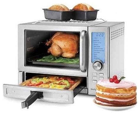 wolfgang puck kitchen appliances wolfgang puck toaster oven broiler with convection plus
