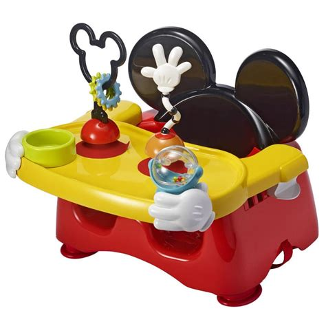 mickey mouse booster seat the years disney baby mickey mouse feeding