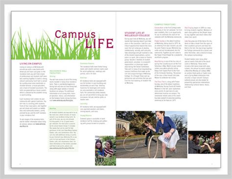 themes for college brochures 18 college brochure design and print exles uprinting