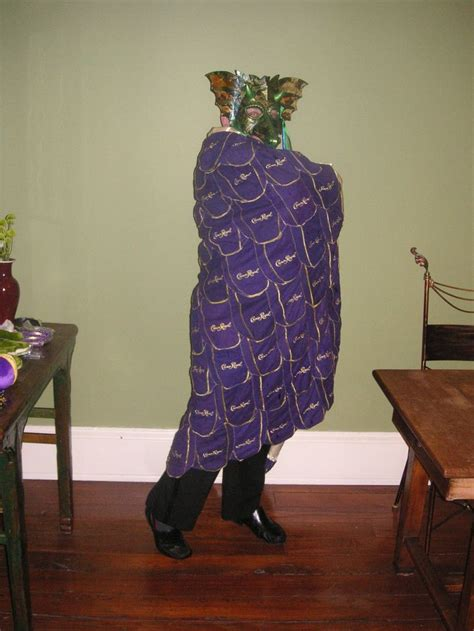 Diy Fashion Projects Crown Royal Cape My Projects Pinterest Crown Royal