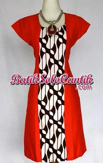 Blazer Wanita Resleting Motif Cantik dress batik parang tata 16 baju kerja batik