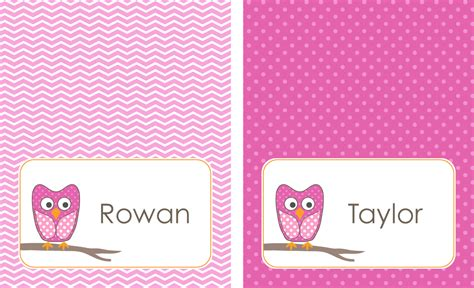 Fabulous Features By Anders Ruff Custom Designs Free Diy Bag Tag Template Great For Back To Bag Tag Template