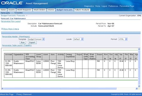 oracle enterprise asset management user s guide