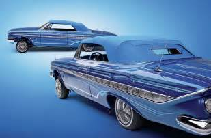 1961 chevrolet impala convertible the only one