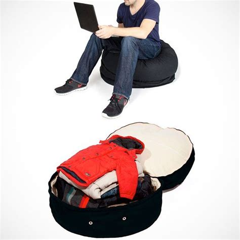 bean bag storage chair 23 best images about interiors storage ideas on