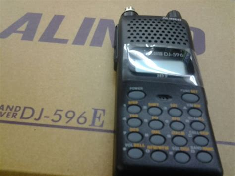 Ht Alinco Dj Crx1 Single Band Vhf jual ht alinco dj 596 dualband 5 w battery ni mh 1500 mah made in japan toko solusi radio