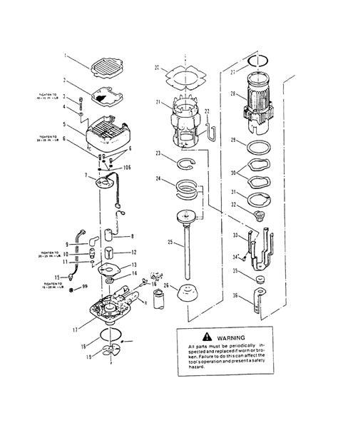 paslode framing nailer parts diagram buy paslode 404600 im325 framing replacement tool parts