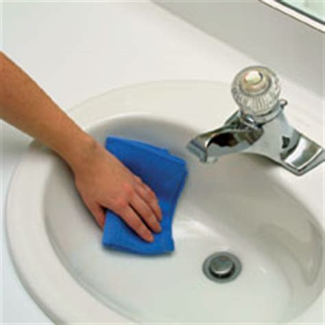 how to clean the kitchen sink 12 tips for keeping your bathroom spotless babble