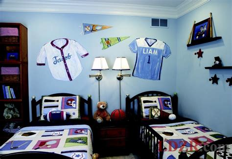 boys themed bedrooms sports theme bedroom ideas boys reanimators