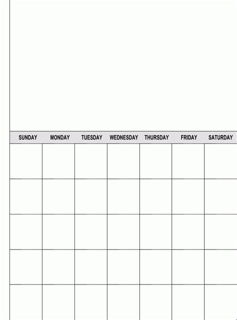 Doc Template Calendar doc blank printable calendar templates
